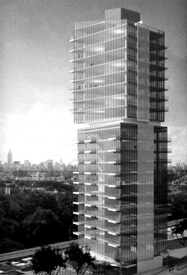 Rendering of Tower