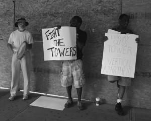 Lincoln Road protest
