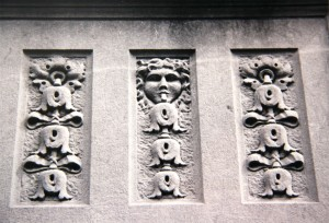 Ornamental Relief - Lefferts Manor 1893-1993