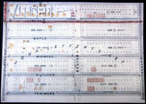 Lefferts Subdivision 1898
