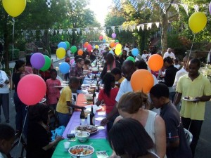 Rutland Road Block Party Potluck Supper