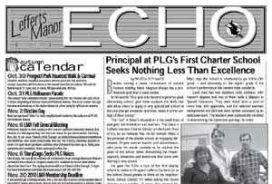 The Lefferts Manor Echo October 2010