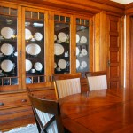 Dining Room Cabinet 2011 PLG House Tour