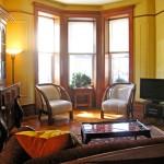 Sunlit Parlor 2011 PLG House Tour
