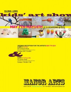 Manor Arts Spring 2011 Exhibit