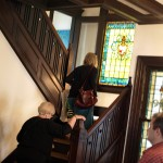 PLG 2011 House Tour Staircase - Bob Marvin
