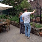 PLG 2011 House Tour Garden - Bob Marvin