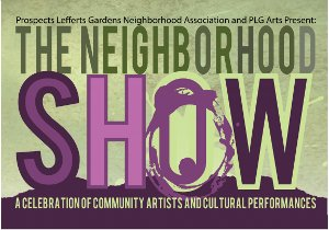PLG Arts The Neighborhood Show