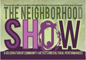 PLG Arts The Neighborhood Show