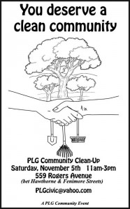 2011 PLG Community Clean-Up
