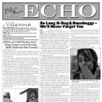 The Lefferts Manor Echo Autumn 2011