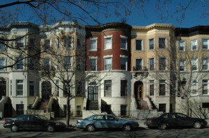 Lefferts Manor Brownstones