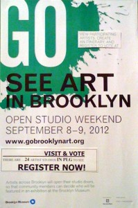 Go See Art in Brooklyn 2012
