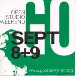 Go See Brooklyn Art Open Studio Weekend Sept 8-9