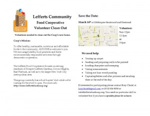 Lefferts Community Food Coop
